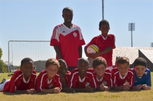 The Wanderers U11 soccer team