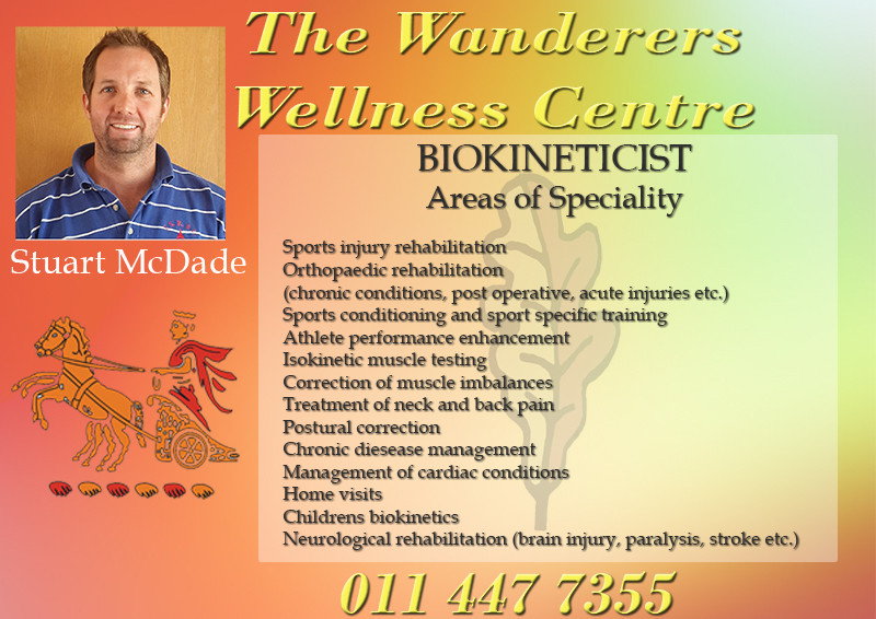 wanderers club The Wanderers Wellness Centre 1