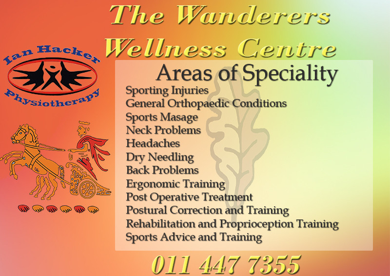 wanderers club The Wanderers Wellness Centre 3