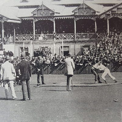 historic pictures of the wanderers club