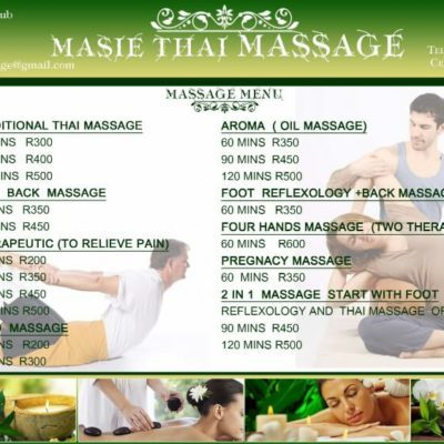 Masie Thai Massage