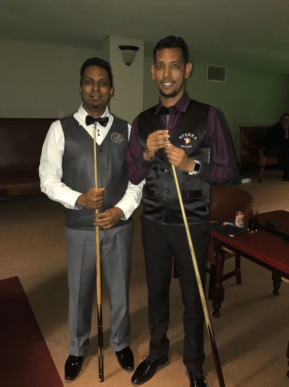 wanderers club Snooker Update, March 2017 1