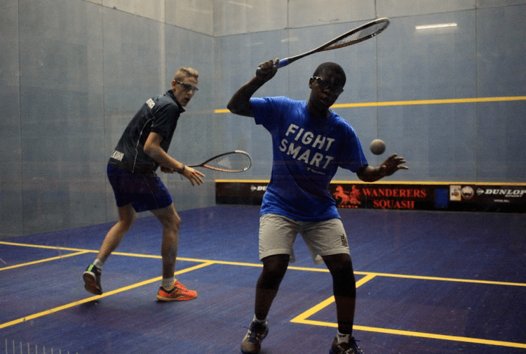 wanderers club Squash Update, March 2017 9