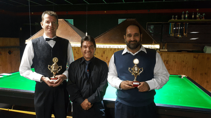 wanderers club Snooker Update, March 2017 5