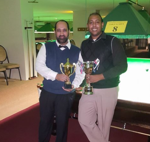 wanderers club April Snooker Update 1