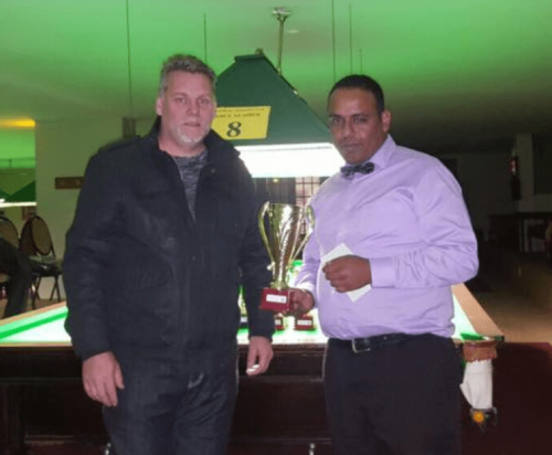wanderers club April Snooker Update 2