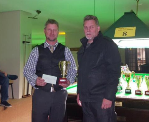 wanderers club April Snooker Update 3