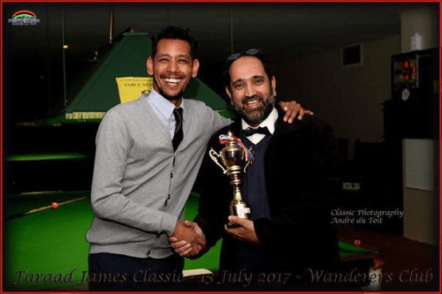 wanderers club July Snooker News Update 4