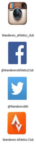 wanderers club Wanderers Athletics July Update 1
