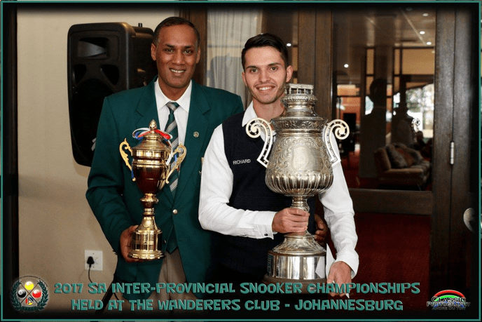 wanderers club Snooker News, September 2017 8