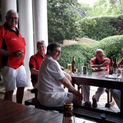 wanderers club Bowls News, September 2017 12