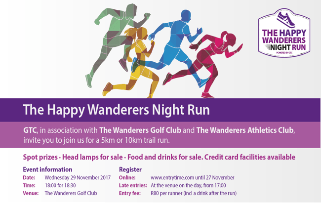 wanderers club Wanderers Athletics - November Newsletter 2