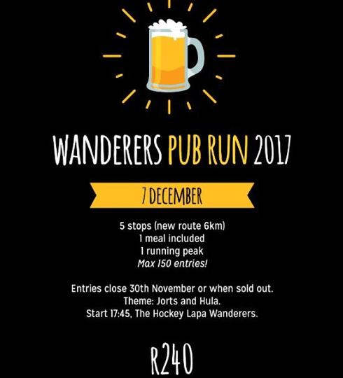 wanderers club Wanderers Athletics - November Newsletter 13