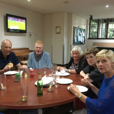 wanderers club Wanderers Bowling Club - January 2018 Newsletter 3