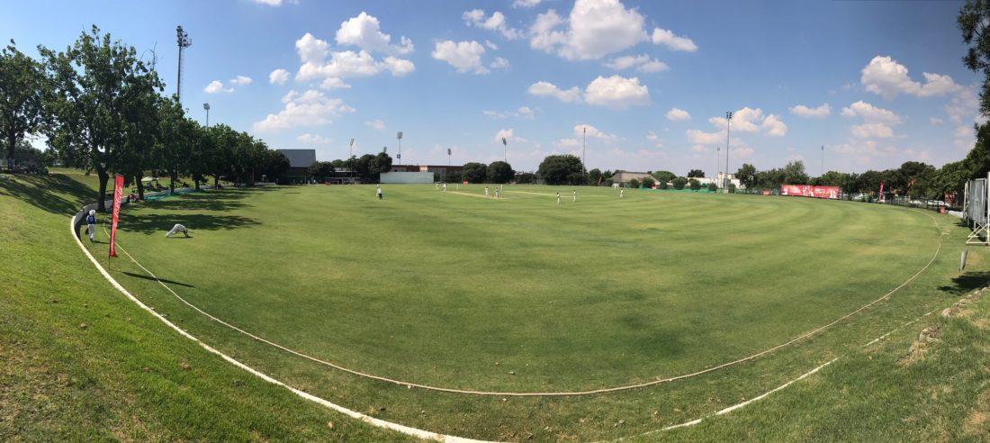 Wanderers Cricket Bottom Cricket Oval 2017