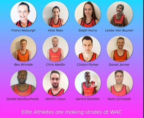 wanderers club Wanderers Athletics - February Update 9