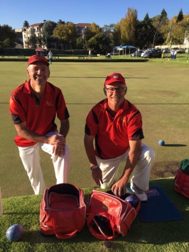 wanderers club Bowls April Update 2