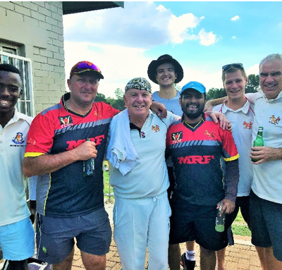 wanderers club Cricket April Update 13