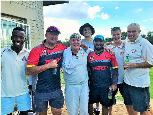 wanderers club Cricket 2