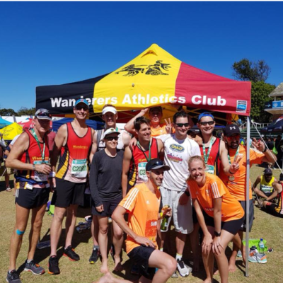 wanderers club Athletics April Update 22