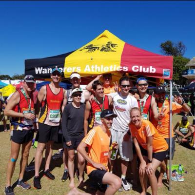 wanderers club Athletics April Update 8