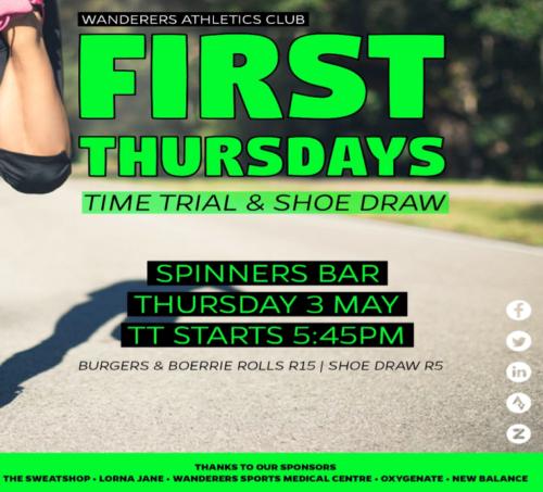 wanderers club Athletics April Update 4