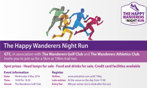 wanderers club Athletics April Update 19