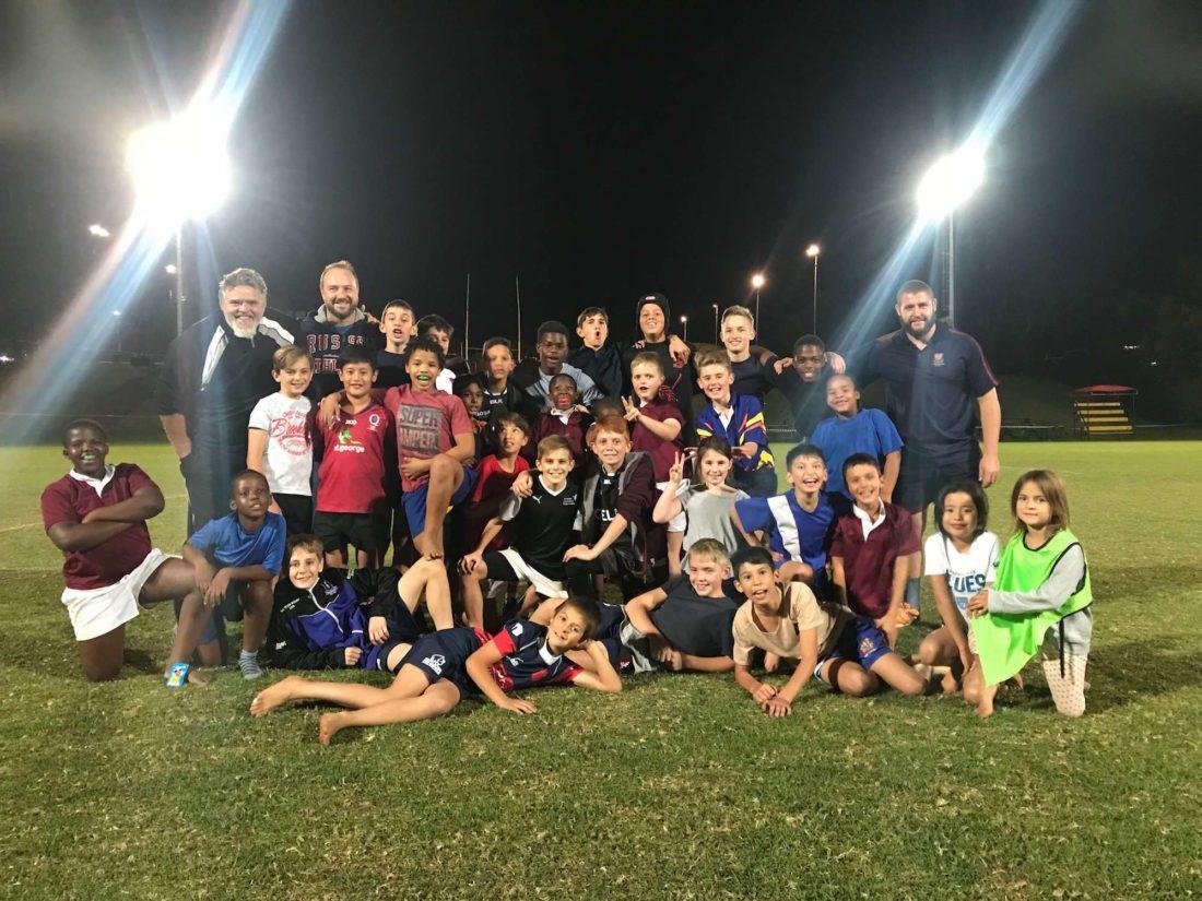 wanderers club Junior Rugby Club 2