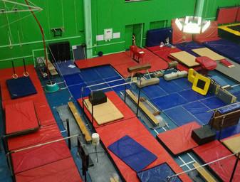 wanderers club Gymnastics 2