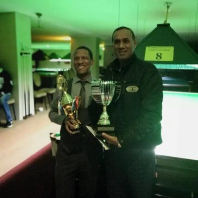 wanderers club Snooker 1
