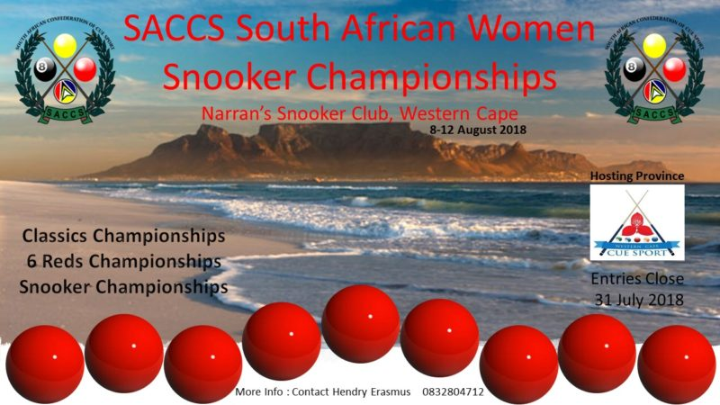 wanderers club Snooker News July 2018 6