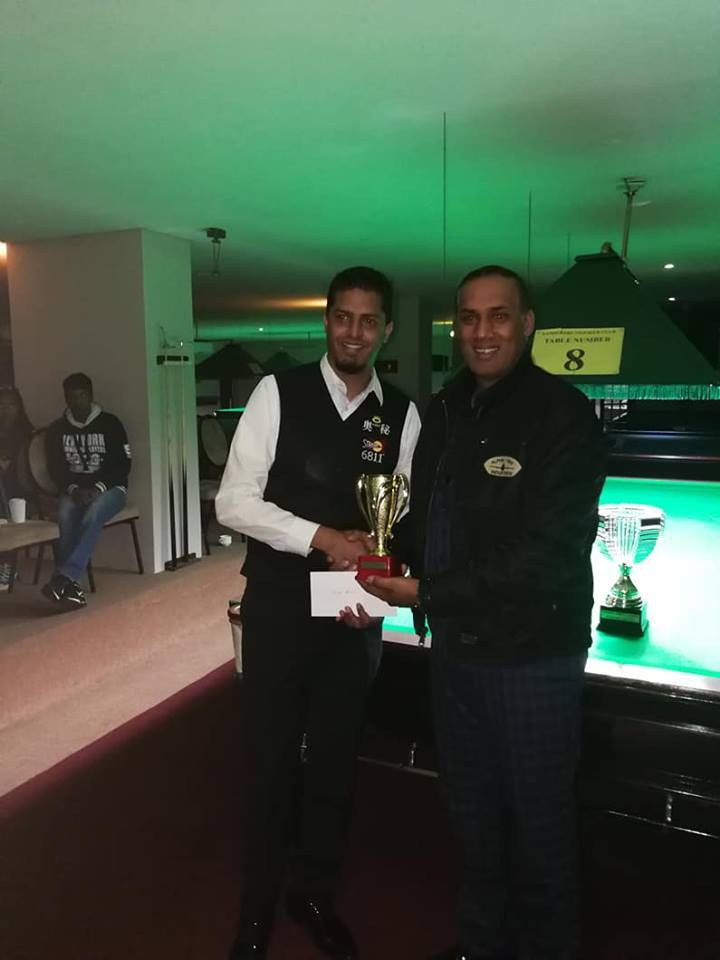 wanderers club Snooker News July 2018 4