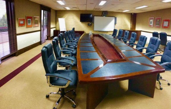 strikers meeting room