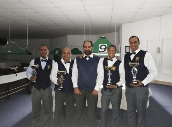 wanderers club Snooker October 2018 News Update 10