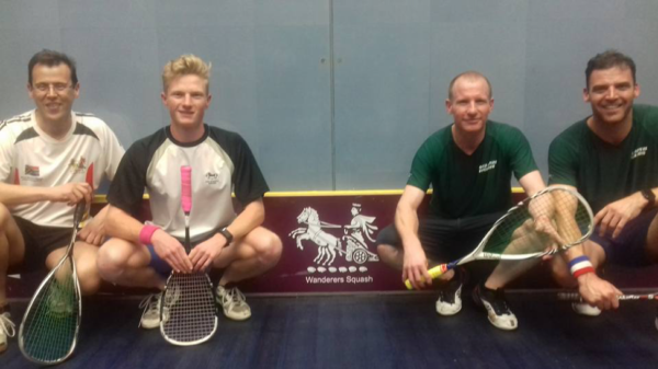 wanderers club Wanderers Squash News, October 2018 14