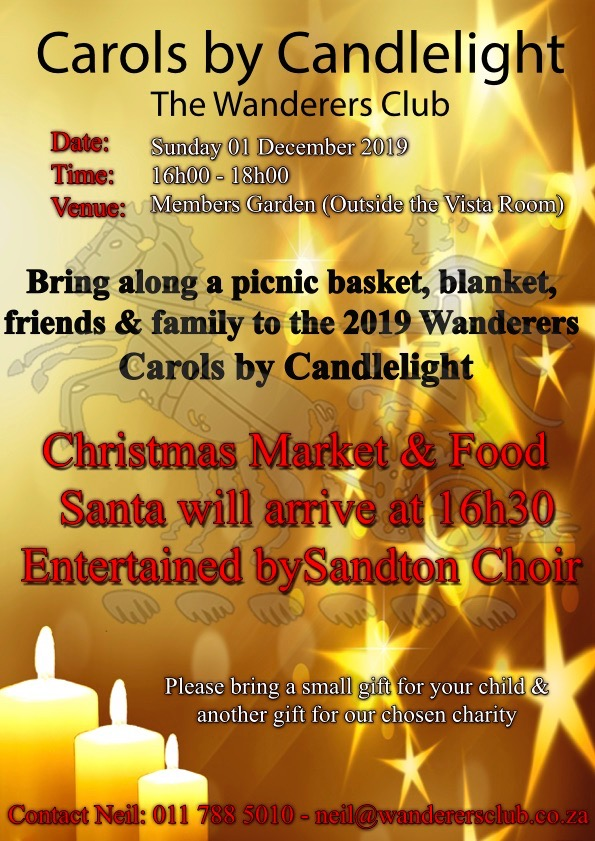 wanderers club Events 1