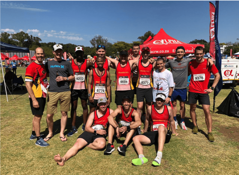 wanderers club Athletics November 2018 Newsletter 7