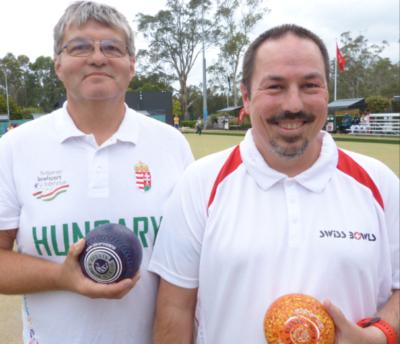 World Bowls Heads Up