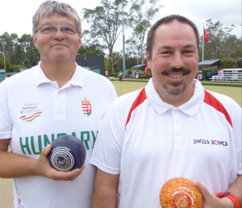 World Bowls Heads Up