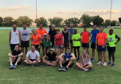 wanderers club Athletics News: January 2019 2