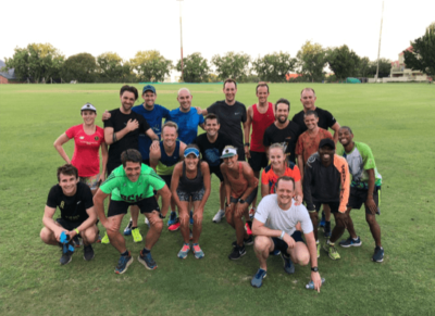 wanderers club Athletics News: January 2019 1