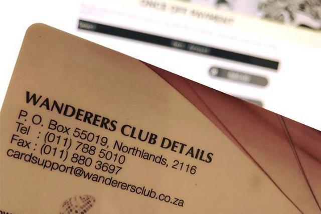 wanderers club Membership 2