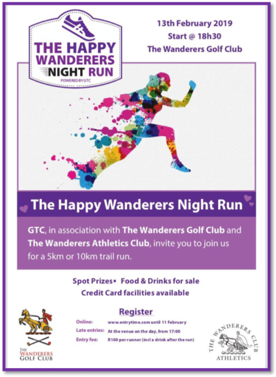 wanderers night run