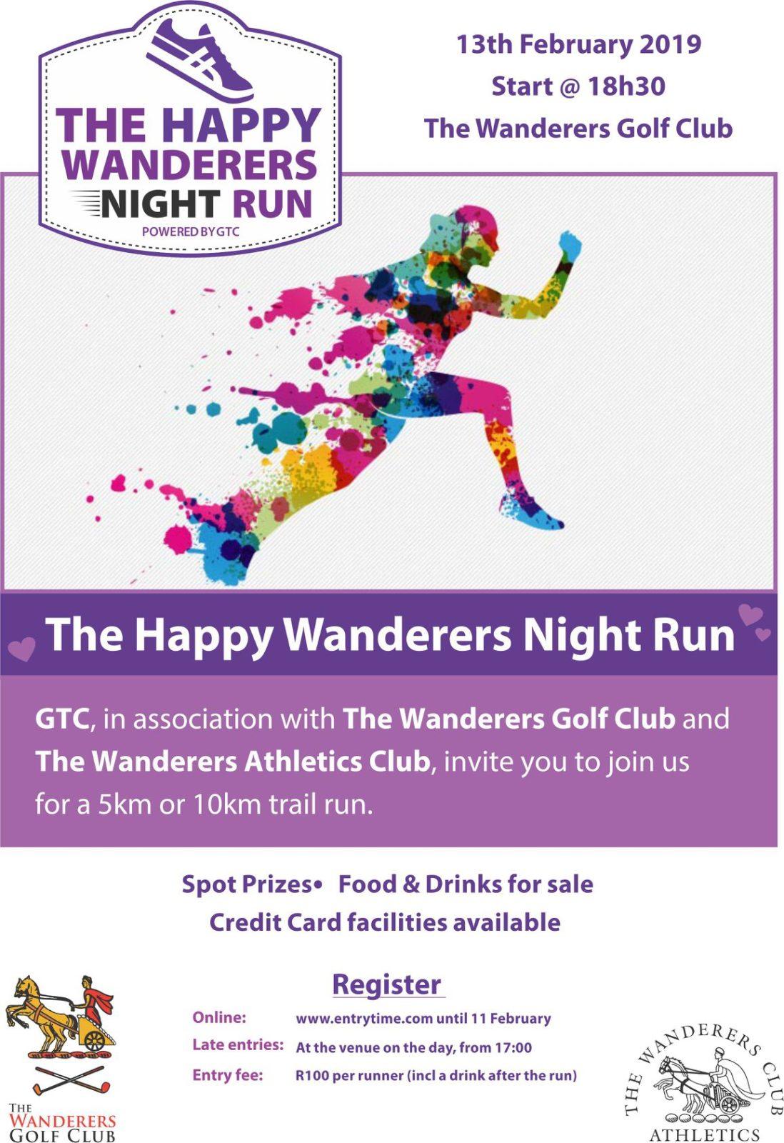 wanderers night run