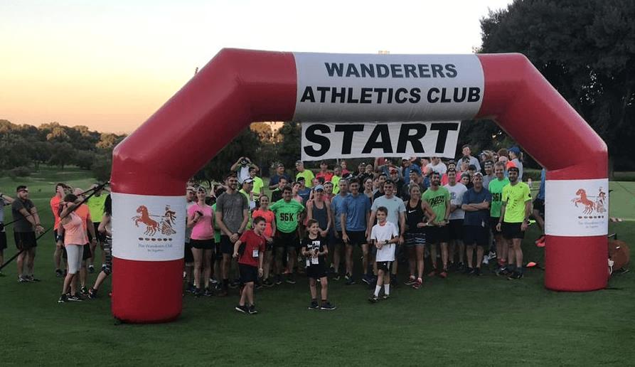 Wanderers athletics running club