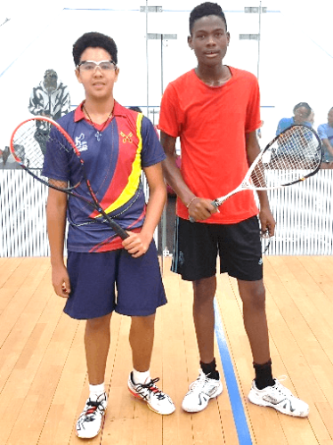 wanderers club Wanderers Squash News - February 2019 13