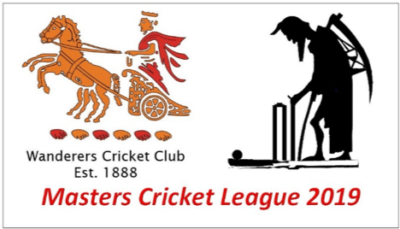 Wanderers Masters Cricket League 2019
