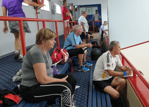 wanderers club Squash News, March 2019 3