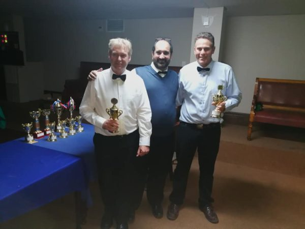 wanderers club Snooker News, April 2019 3