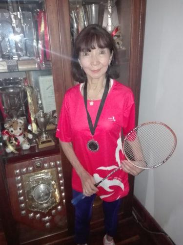 wanderers club Badminton News, April 2019 2
